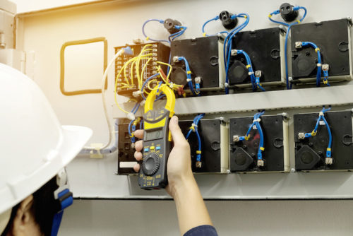 Commercial Electrical, Commercial Electrician, Mace Electrical