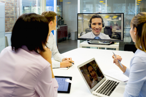 video conference installation, video installation, Mace Electrical